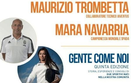 04acee518a Splendida serata con Mara, Maurizio e tanti giovani. Emozioni e  insegnamenti sperando che in futuro.