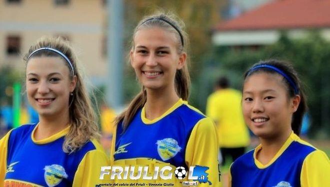 Calendario Calcio Femminile Serie B.Femminile Il Tavagnacco Primavera Finalmente All Opera