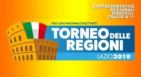 Calendario Allievi Lega Pro.Torneo Delle Regioni I Convocati E Il Calendario Delle Gare